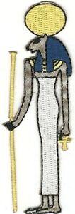Égyptien Mythologie Guerrier Déesse Sekhmet Brodé à Repasser à Coudre Patch