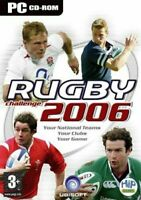 Rugby Challenge 2006 PC DVD ROM GAMES
