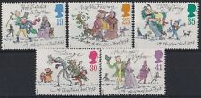 z2885) Great Britain. 1993. MM. SG 1790 to 1794. Christmas