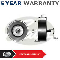 Gates V-Ribbed Belt Tensioner Pulley For BMW 3 Series 5 6 7 X3 E83 X5 E53 T36294