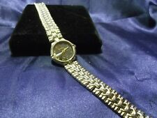 Woman's Le Baron  Watch  with Link Band**Beautiful** B102-099