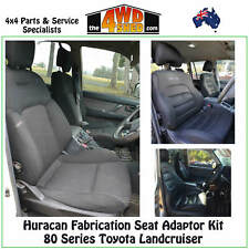 Seat Adaptor Kit suit 80 Series Toyota Landcruiser to fit with Ford Seats