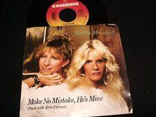 """BARBRA STREISAND<><>45 Rpm,7"""" Vinyl ~ Canada Pressing~COLUMBIA 38--04695"""