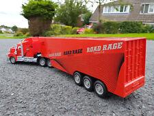 rote amerikanische große truck lkw 49cm länge fernsteuerauto neu verpackt