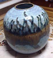Bud Vase Studio Pottery elegant small gorgeous ceramic