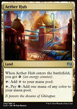 MTG AETHER HUB EXC - CENTRO DELL'ETERE - KLD - MAGIC