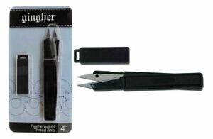Gingher 01-005307 Featherweight Thread Snip - 4 Inch