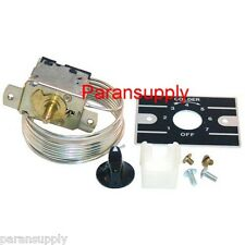 New Nor-Lake Thermostat Cold Control # 001193 #001193 3 To 47 F Norlake Nor Lake