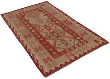 Kelim / Kilim Afghan Maimana ca. 200 x 120 Orient Teppich Läufer Landhaus