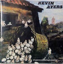 Kevin Ayers-Whatevershebringwesing UK prog mini lp cd