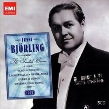 Jussi Bjrling - Icon: Jussi Bjorling (NEW 5CD)