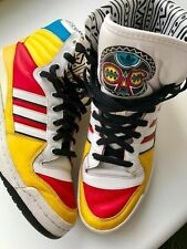 Adidas x JEREMY SCOTT Sneakers AFRICA G00788 JS Obyo Wings Shoes Men Size US  10 96a1a68f1