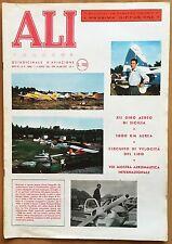 ALI NUOVE N.15 1960_Rivista di AVIAZIONE AERONAUTICA*_XII giro aereo di Sicilia