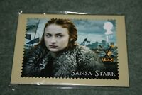Royal Mail Stamp Cards PHQ 438 'Game of Thrones' 2018. Mint in packet