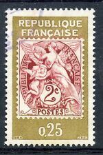 STAMP / TIMBRE  OBLITERE N° 1415 PHILATEC 1964 / TYPE BLANC