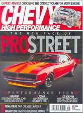 CHEVY HIGH PERFORMANCE-May 2016 (NEW COPY)