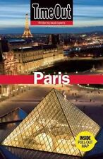 Time Out Paris (Time Out Guides)-ExLibrary