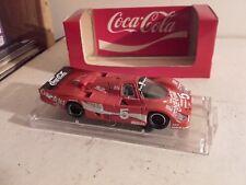 porsche 962 coca cola imsa daytona 1985  dans  sa boite