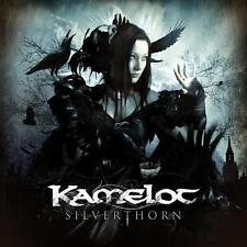 CD - (ECOLBOOK) - Silverthorn von Kamelot (2012)++neu und ovp++