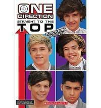One Direction: Straight to the Top! by Brooks, Riley