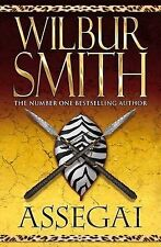 """Assegai"" by Wilbur Smith *EXCELLENT* (Large Paperback Edition, 2009)"