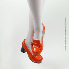 1/6 Phicen, TB Leauge, Hot Toys, Cy, NT Female Platform Red Glossy Loafer Heels