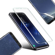 Samsung Galaxy s8 3d Full Cover chars Diapositive 4 H Curved Display Film de Protection clair