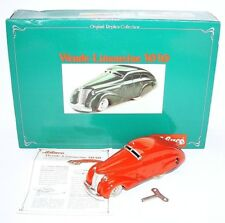Schuco Germany MAYBACH WENDE-LIMOUSINE 1010 Wind-Up Tin Toy Car MIB`80 TOP RARE!