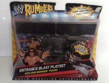 WWE - Rumblers Entrance Blast Playset John Morrison Figure 2010 Mattel New Toy