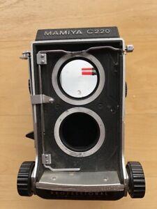 Mamiya C220 TLR camera body only