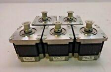 Qty 5 Nidec Servo Kt60lm1 X52 3 Phase Stepper Motor 484 V 22 A