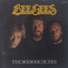 """7"""" Single - Bee Gees - The Woman In You - S83 - washed & cleaned"""