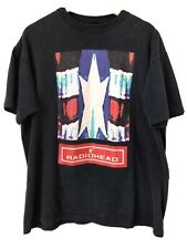Vtg Radiohead The Bends T Shirt Mens Xl Single Stitch Usa Made RARE