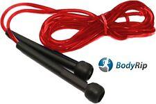 BodyRip Rosso Boxe Palestra Fitness Allenamento Nylon Salto Corda Per Saltare