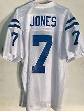 Reebok NFL Jersey BALTIMORE Colts Jones White sz 2X