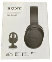 Sony WH-RF400 RF Wireless Home Theater Headphones TV Phone Game PC Devices SR