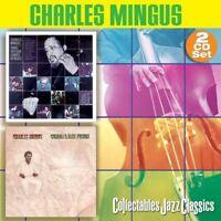 Charles Mingus: Three Or Four Shades of Blue / Cumbia & Jazz Fusion (2-CD)