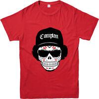 Easy E T-Shirt, Skull Face Spoof T-Shirt, Inspired Design Top
