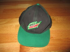Vintage MOUNTAIN DEW (Adjustable Snap Back) Cap