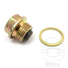 For BMW K 75 S Magnetic Oil Drain Sump Plug Bolt