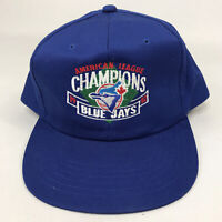 Vintage 90s Toronto Blue Jays Hat Starter Champions 1992 Snap Back Baseball MLB