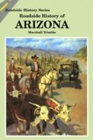 Roadside History of Arizona by Trimble, Marshall Book The Fast Free Shipping