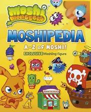 Moshi Monsters-Moshipedia-A-Z of Moshi & Exclusive Moshling Figure - Brand New