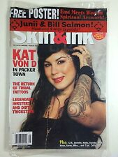 Skin and Ink Tattoo Magazine - August 2007 - East Meets West Poster