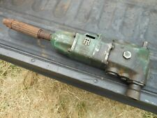 Older Ingersoll Rand Multi Vane 30s 185rpm Air Drill
