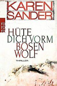 Hüte dich vorm bösen Wolf (Stadler & Montario ermit... | Buch | Zustand sehr gut