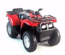 2002 ATV KAWASAKI PRAIRIE 400 ,RED WELLY 1/19 DIECAST ATV COLLECTOR'S MODEL,NEW