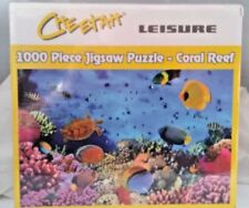 CORAL REEF - 1000 PIECE JIGSAW - CHEETAH LEISURE - NEW AND SEALED