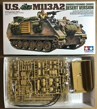 TAMIYA 35265 - U.S. M113A2 ARMORED PERSONNEL CARRIER DESERT - 1/35 PLASTIC KIT