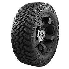 1 New 38x13.50R22LT Nitto Trail Grappler M/T Mud Tire 10 Ply E 126Q